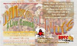 Mixed Nuts promo poster.